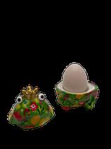 """Eierbecher Frosch """"Freddy"""" - grün"""