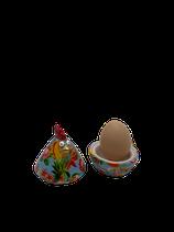 """Eierbecher Huhn """"Matilda"""" - blau - zZt ausverkauft"""