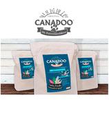 Canadoo Adult Lachs mit Forelle, Süsskartoffel & Spargel