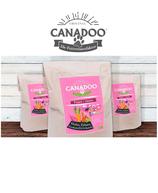 Canadoo Puppy/Junior Huhn mit Erbsen, Süßkartoffel & Karotte