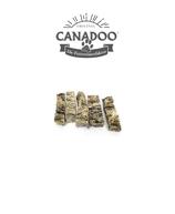 Canadoo 100% natürliche Fischhaut Stangen 250g