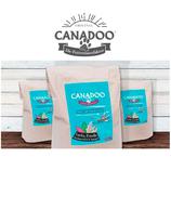 Canadoo Senior/Light Lachs mit Forelle, Süsskartoffel & Spargel