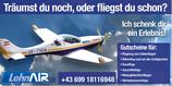 Salzkammergut-Rundflug