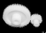 Zahnradsatz für die 300 & 500er Vliesfilter