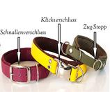 Verschlussart XS Halsbänder