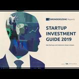 Startup Investment Guide 2019 (Einzellizenz)