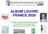 Feuilles Louvre France 2020