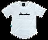 #Bianco T-Shirt
