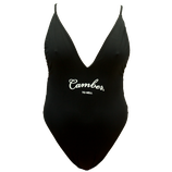 To Hell Bodysuit Black
