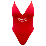 To Hell Bodysuit Red