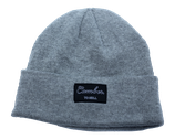 To Hell Beanie Light Grey