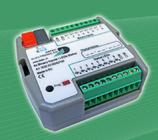 KNX Datec Binäreingang 8-fach mit LED-Ausgang 8-fach