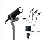 Paulmann Outdoor Plug & Shine Spot Plantini Basis Set 3000K 3x2,5W 24V 40° Anthrazit Alu