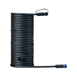 Paulmann Outdoor Plug & Shine Cable IP68 10m 1 in-2 out 2x1,5mm² Schwarz Kunststoff