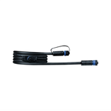 Paulmann Outdoor Plug & Shine Cable IP68 2m 1 in-2 out 2x1,5mm² Schwarz Kunststoff