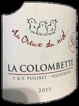 """Cabernet Noir """"Au Creux Du Nid Rouge"""", Vin de France 2015 75cl, (La Colombette)"""
