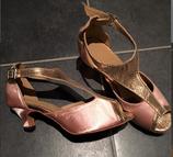 chaussures gala de danse