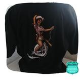 Tee-shirt cowgirl