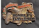 Boucle de ceinture HD Warrior