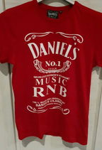 Tee shirt JD RNB