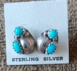 Boucle d'oreilles perles