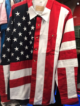 Chemise Scully USA