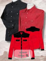 Chemise Rouge/Noir M/L 1054