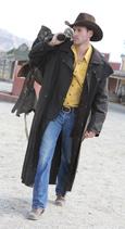 manteau Long Rider