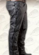 Pantalon à lacets