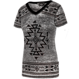 Tee shirt Lana western