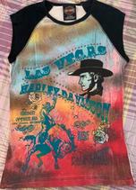 Tee shirt country HD Rodéo