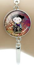 Bracelets  kokeshi ou Maneki Neko