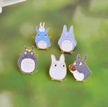 Pins Totoro