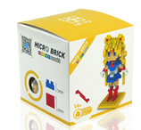 Micro Brick ou Micro Block Pretty Guardian