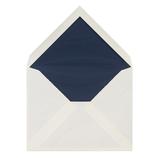 Büttenpapier Kuvert Umschlag 16,5 x 20,5 cm von Bueromac