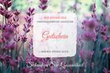 """Wertgutschein: """"Gesundheit schenken"""""""