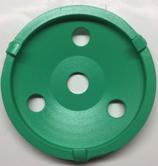 PCD100P3 水硬性ウレタン塗材撤去専用PCDカップ