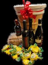 """""""CORPOSO"""" 6 eccellenze gastronomiche    confezione regalo"""
