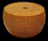 """4 kg Parmigiano Reggiano """"nur von brauner Kuh"""" im Alter von 45 Monaten. Angebot mit Geschenk: Kirschbalsamico essig"""