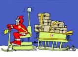 Weihnachtskarte 2008