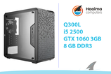 CM Q300L > GTX1060 3GB > i5 2500 > 8GB