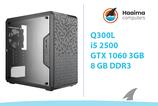 CM Q300L > GTX1060 6GB > i5 2500 > 8GB
