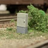 HO-Stromkasten - 4er Packung