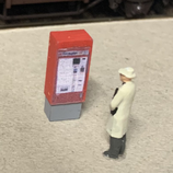 HO-Fahrkartenautomat - 3er Packung