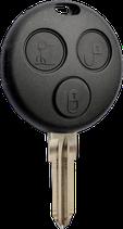 Reparatur Funkschlüssel Smart 3-Knopf (fortwo, forfour, roadster)