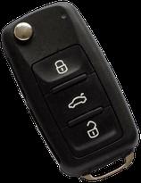 Reparatur Klappschlüssel Seat (Leon, Ibiza, Alhambra, Toledo, Mii und weitere Modelle)