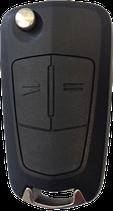 Reparatur Klappschlüssel Opel (Signum, Vectra, Zafira, Corsa, Astra, Omega und weitere Modelle)