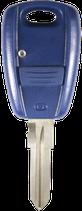 Reparatur Funkschlüssel FIAT blau