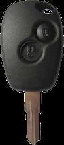 Reparatur Funkschlüssel Dacia (Duster, Logan, Sandero und weitere Modelle)