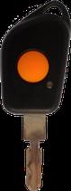 Reparatur Funkschlüssel 1-Knopf Peugeot (406, Tepee und weitere Modelle)